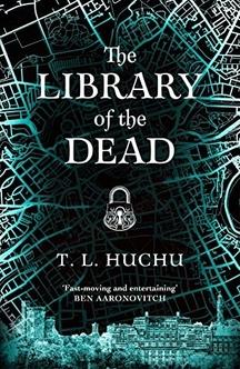 The Library of the Dead (Edinburgh Nights #1) by T.L. Huchu