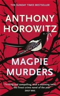 Magpie Murders (Susan Ryeland #1) by Anthony Horowitz